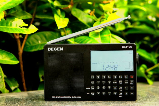 Chinese receiver news: second chance of Degen DE-1106, Tecsun PL-750 and Kchibo KK-D6110