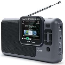 Uniwave Di-Wave 100 DRM поступил в продажу