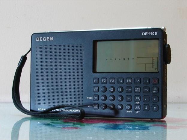 Hi-res Degen DE-1106 photo