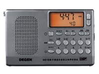 Two new small degens: DE18 ultraportable and DE800 FM radio with SD/MMC and MP3 player and remote
