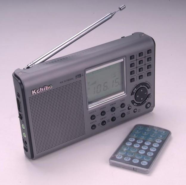 Chinese receiver news: Kchibo KK-S7600L