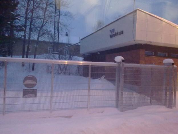 Мы уже в Финляндии но еще в Мегафоне