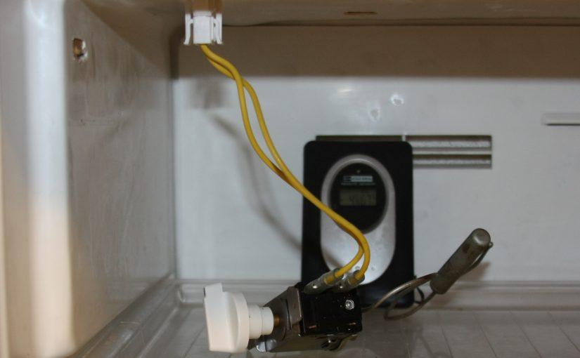 Регулировка термостата DECO B359 1 морозильной камеры холодильника Daewoo FR-351